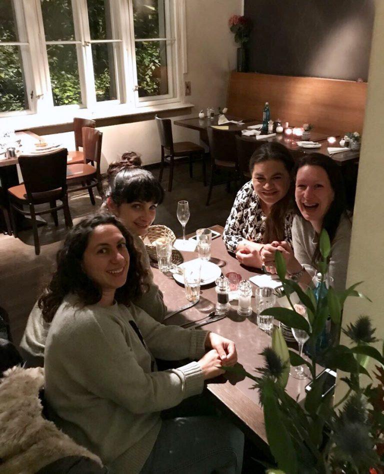 Blogst: Dinner zu viert | berlinmittemom.com