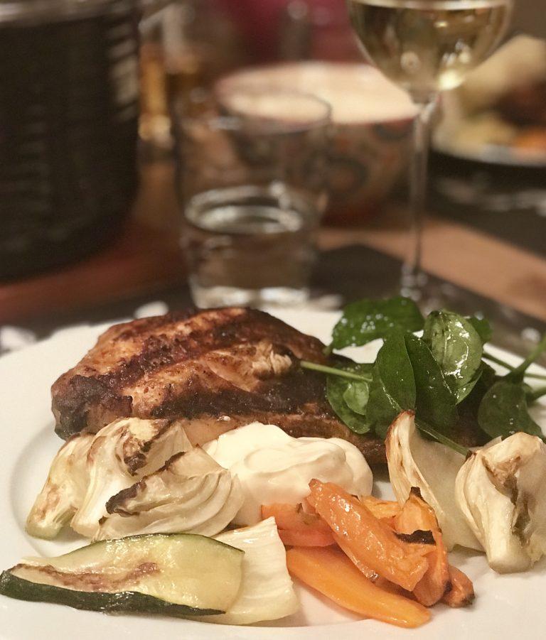 Wochenende in Bildern: Dinner | berlinmittemom.com
