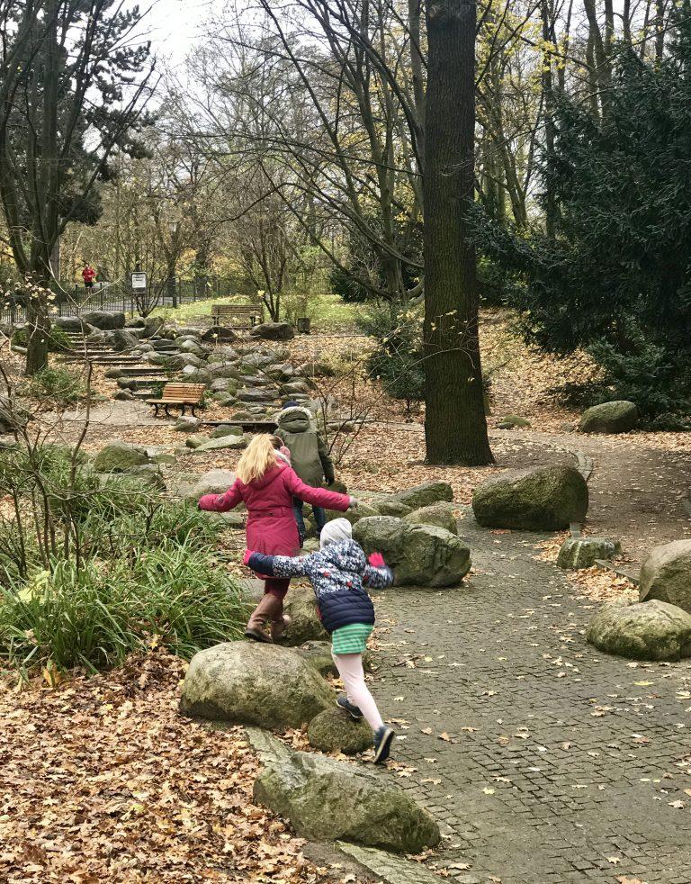 Spaziergang im Park | berlinmittemom.com