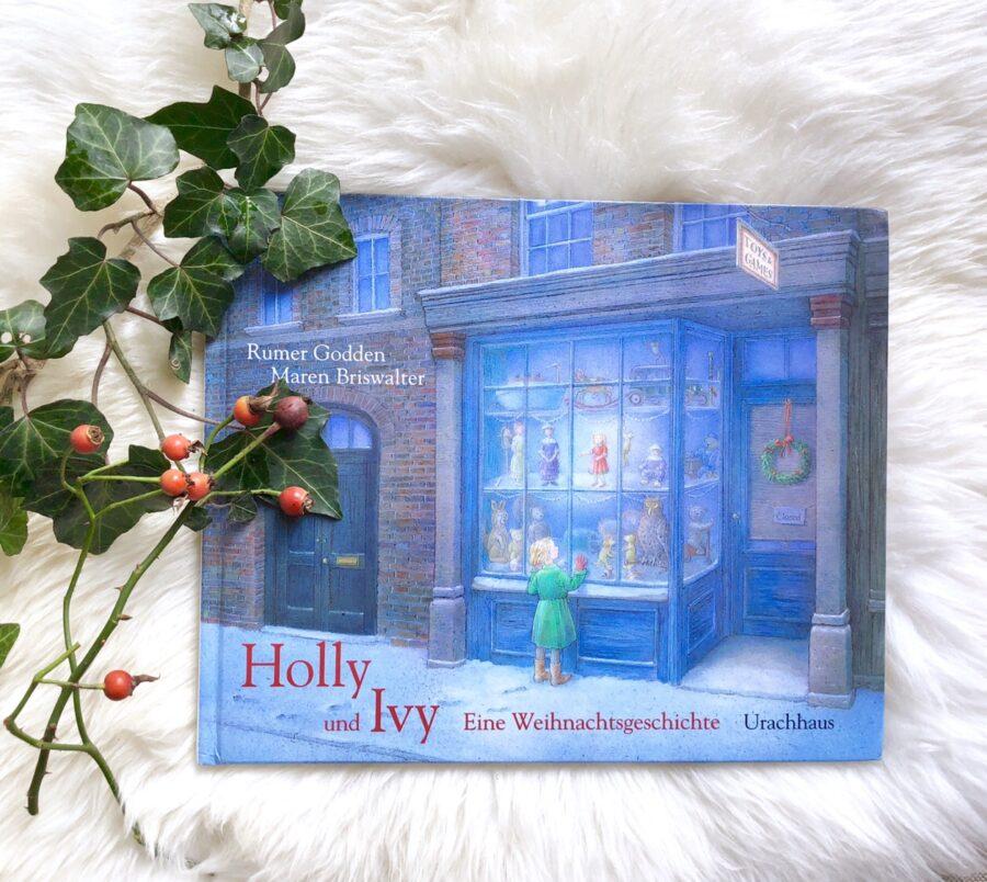 Weihnachtsbücher für Kinder: Holly & Ivy | berlinmittemom.com