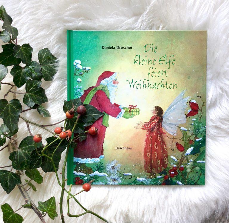 Die kleine Elfe feiert Weihnachten | berlinmittemom.com