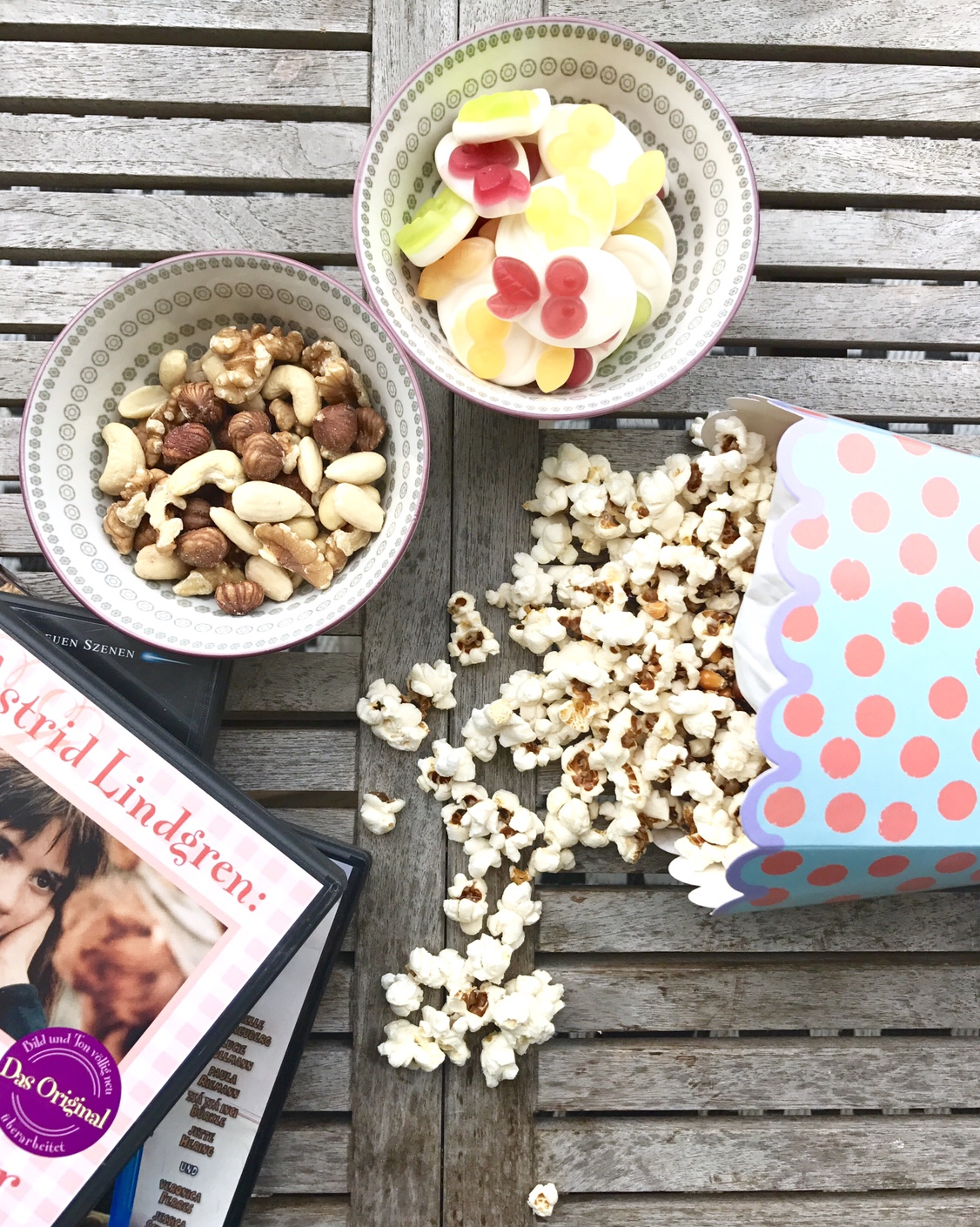 Weihnachtsfilme für Kinder und ein Popcornrezept | berlinmittemom.com