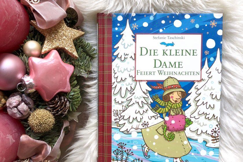 Die kleine Dame feiert Weihnachten | berlinmittemom.com