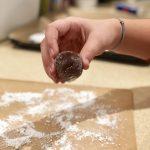 Backen & Tanzen | Schokoladenkekse à la Elfenkindberlin