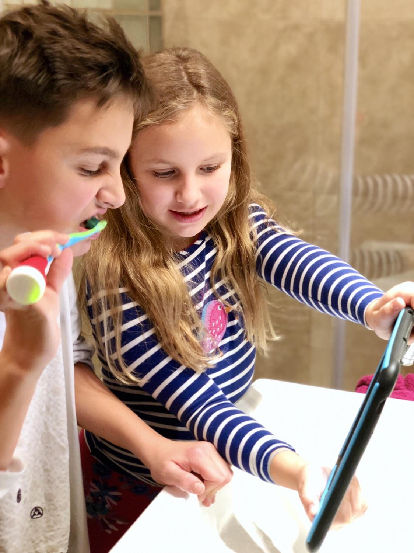 Playbrush - Zähneputzen mit App und Spaß | berlinmittemom.com