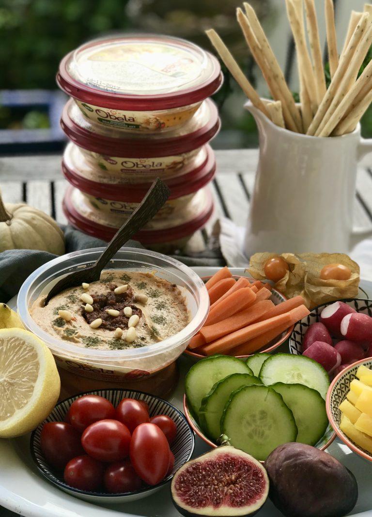 Obela Hummus Sorten | berlinmittemom.com