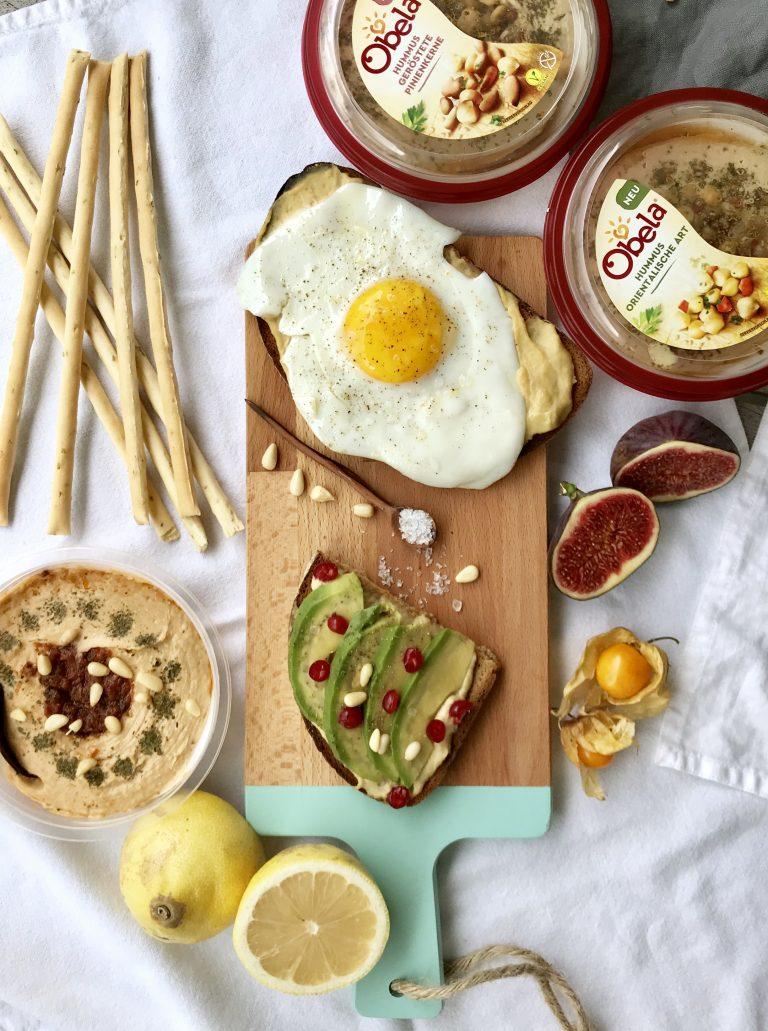Obela Hummus: Fußbodenpicknick für alle