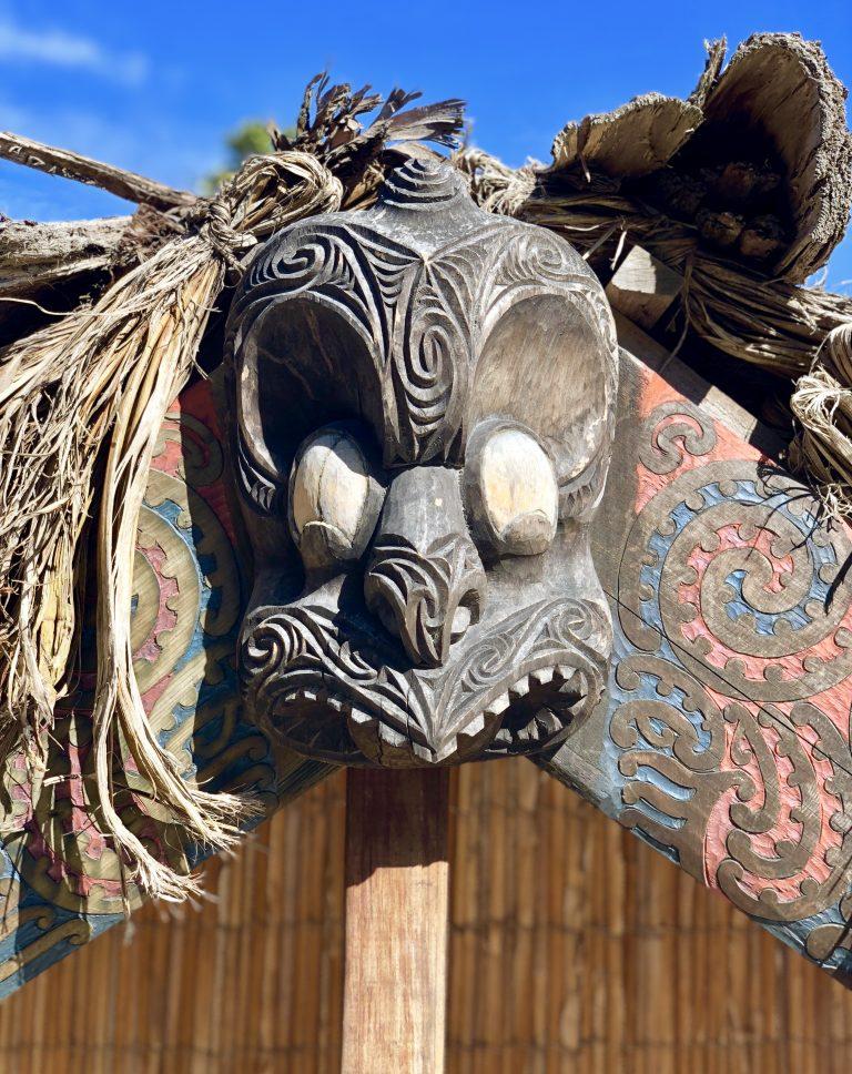 Maori Carving, Rotorua | berlinmittemom.com