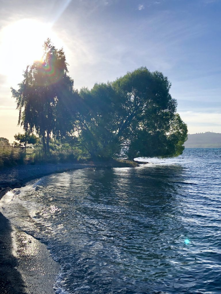 Lake Taupo, Sun Down | berlinmittemom.com