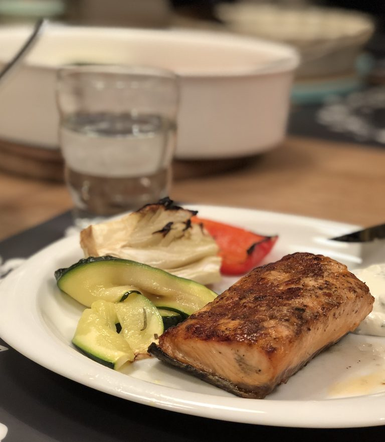 Lachs vom Grill | berlinmittemom.com