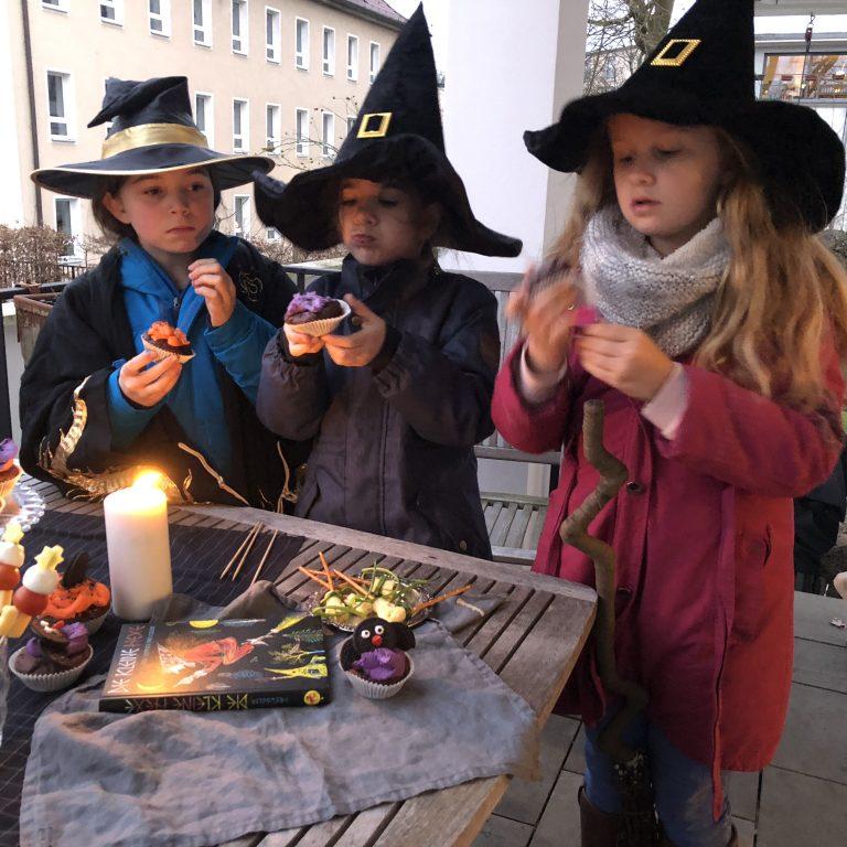 Hexenparty: Drei kleine Hexen | berlinmittemom.com