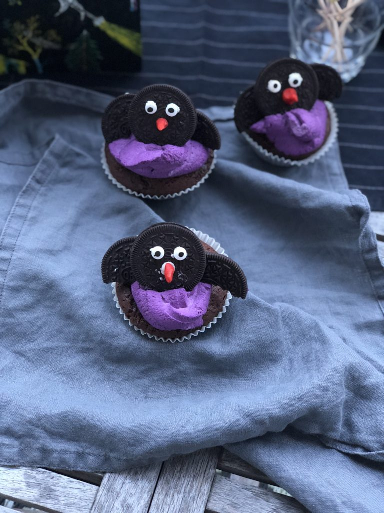 Muffins für die Hexenparty | berlinmittemom.com