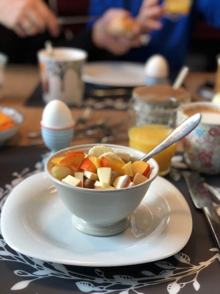 Wochenende in Bildern: Samstagsfrühstück