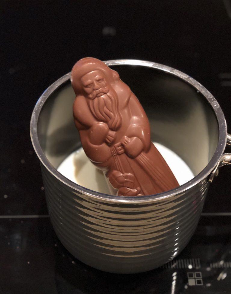 Kakao aus Weihnachtsmännern | berlinmittemom.com
