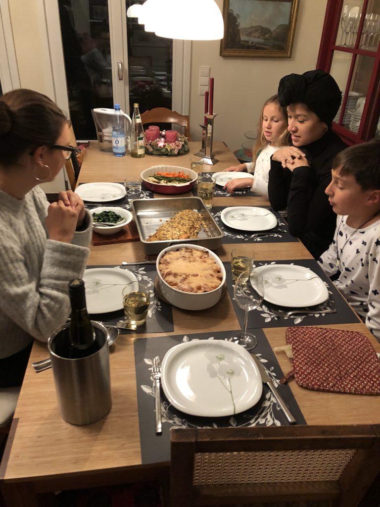 Familiendinner | berlinmittemom.com