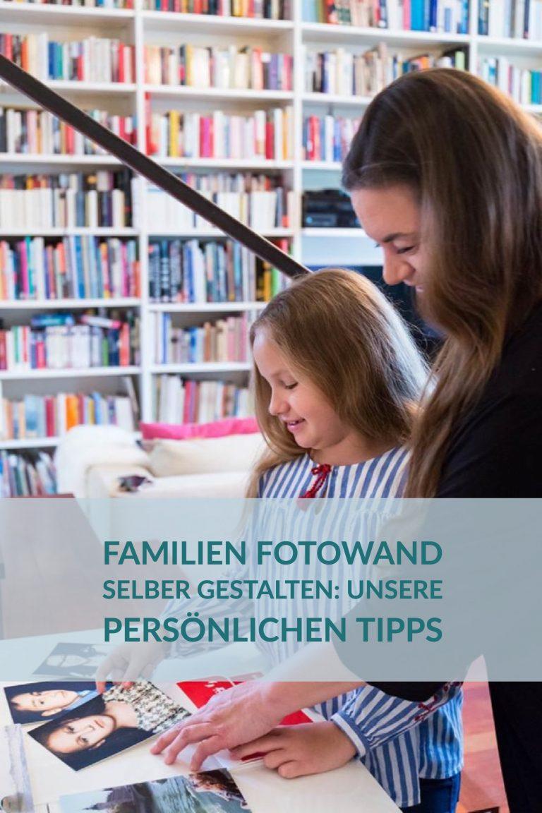 Familien Fotowand gestalten. Unsere Tipps und Tricks | berlinmittemom.com