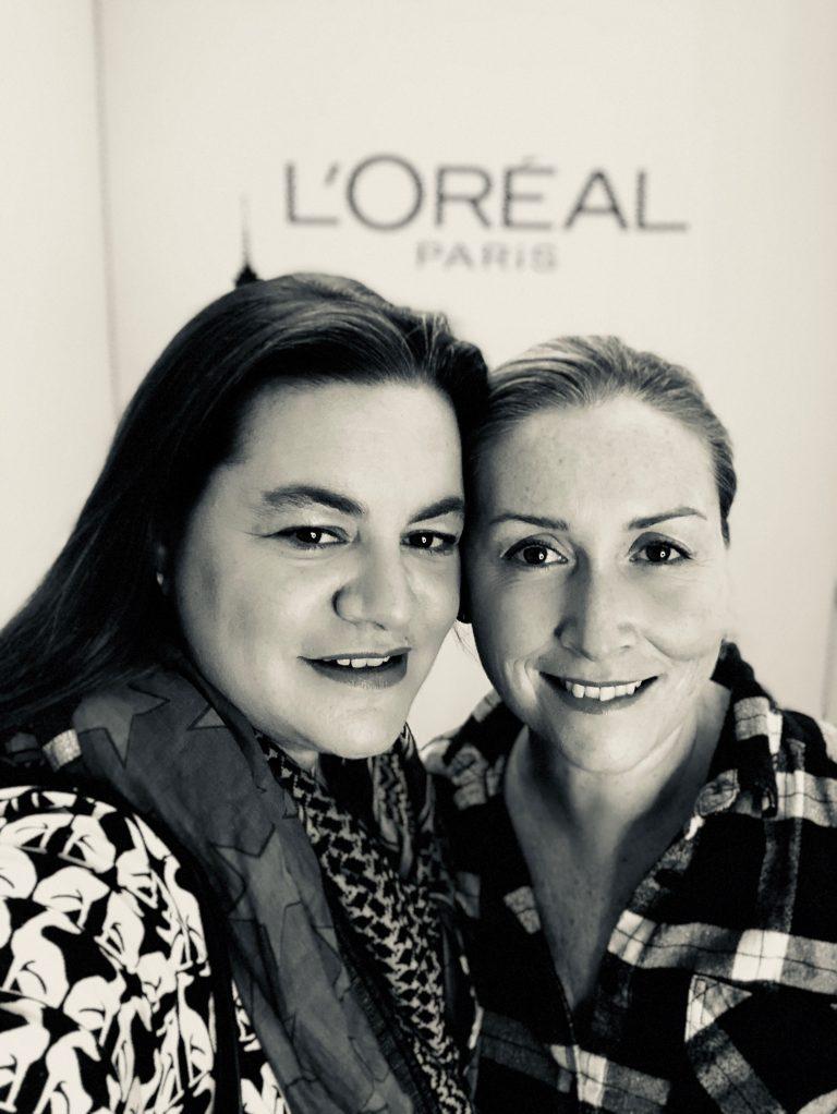 Imke Laux & Anna Luz de León