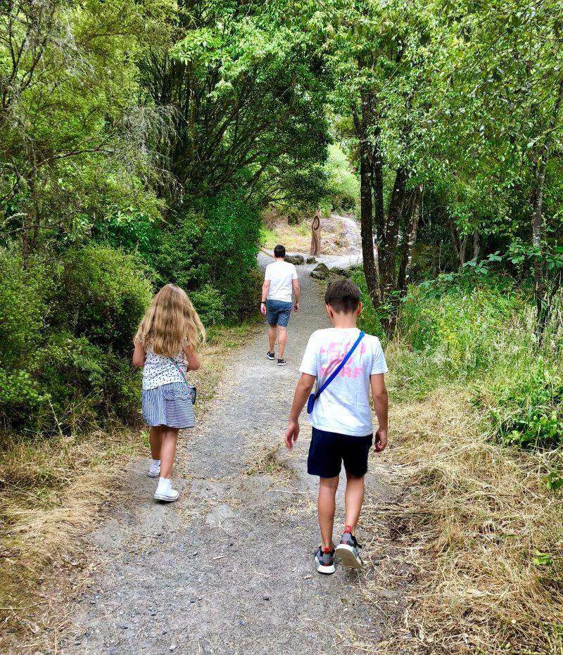 Mit Kindern in Taupo | berlinmittemom.com