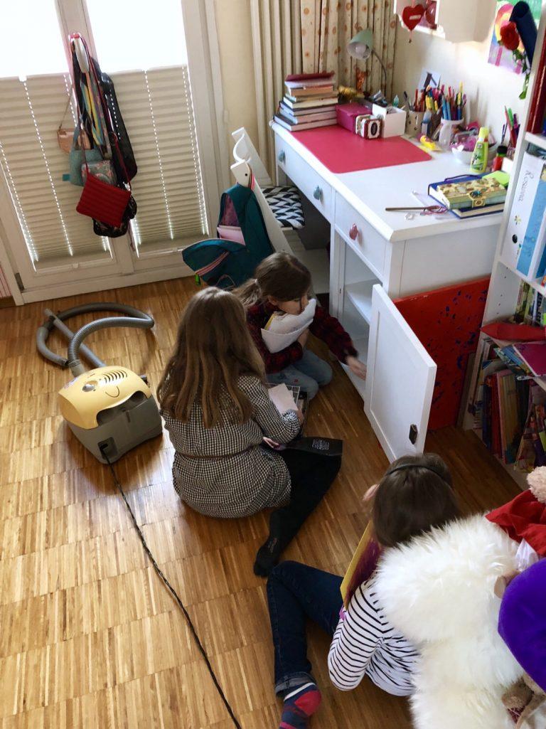 Ausmisten im Kinderzimmer | berlinmittemom.com