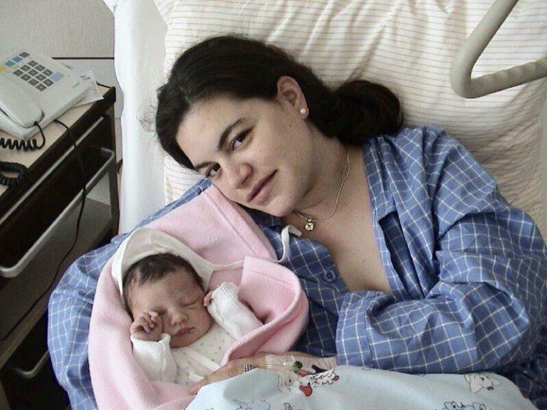 Herzensmädchen, Neugeborenenstation | berlinmittemom.com