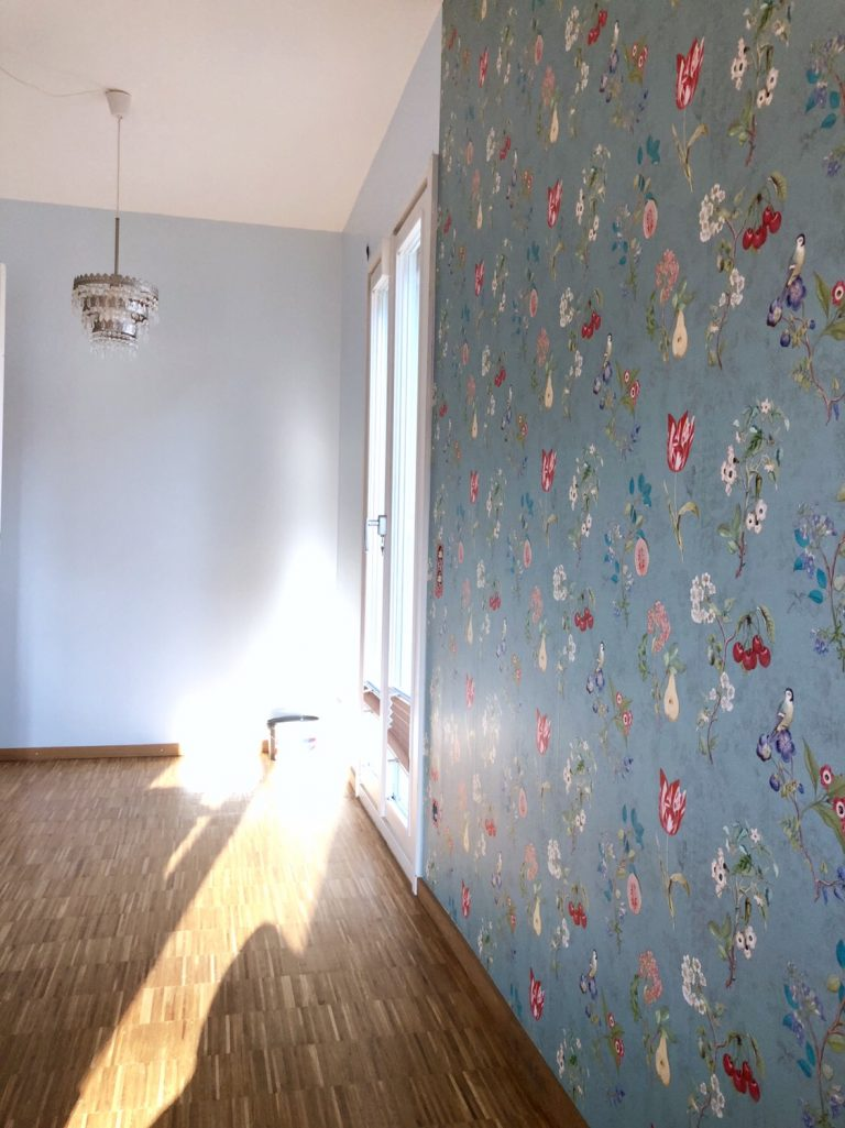 Kinderzimmer mit Pip Studio Tapete | berlinmittemom.com