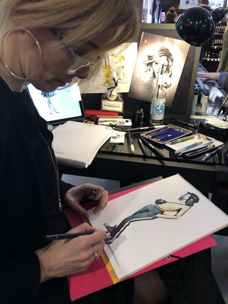 Virginia Romo Life Sketching | berlinmittemomcom