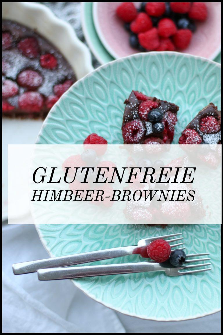 Glutenfreie Himbeer Brownies | berlinmittemom.com