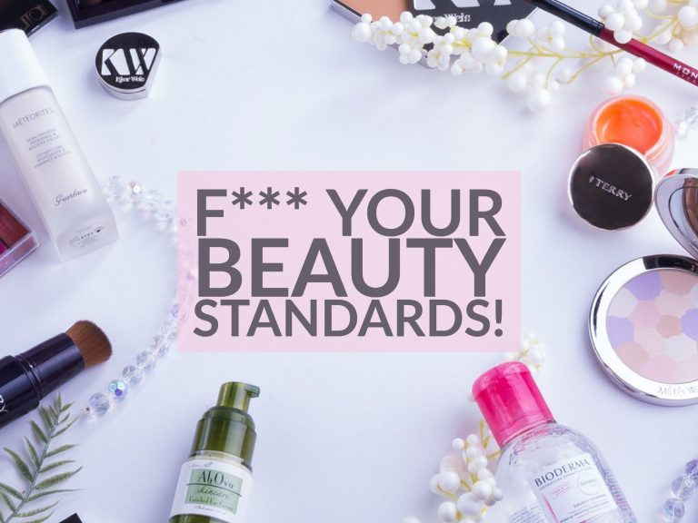 Eff your beauty standards | berlinmittemom.com