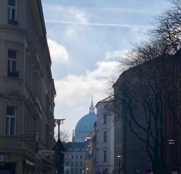 Berliner Dom, Silhouette | berlinmittemom.com