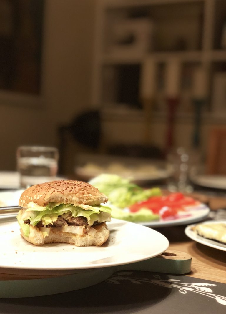 Wochenende in Bildern: homemade Burger | berlinmittemom.com