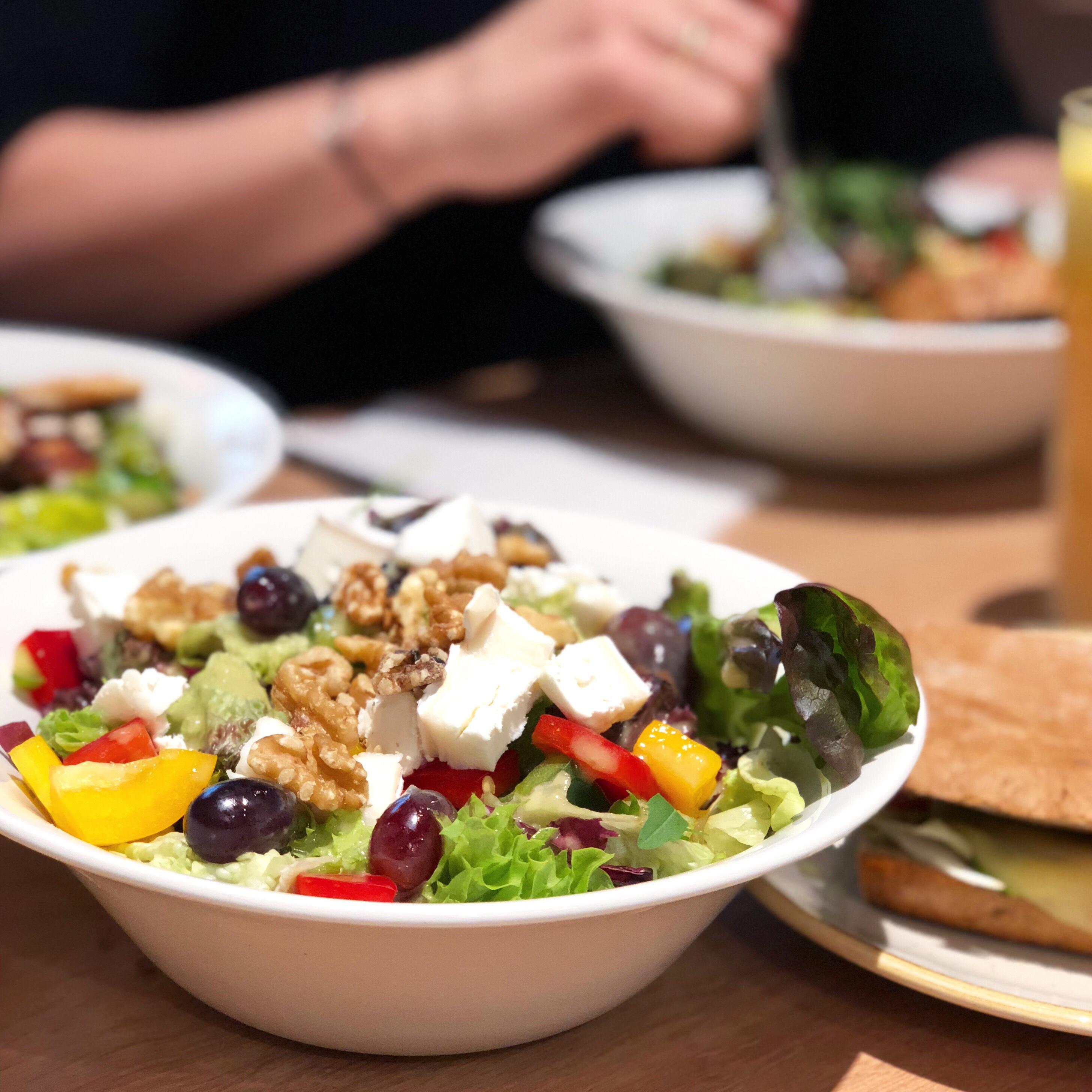 Freitagslieblinge: Salat | berlinmittemom.com