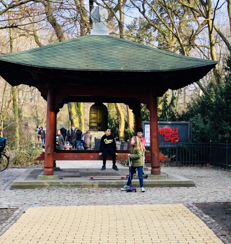 Spaziergang im Park   berlinmittemom.com
