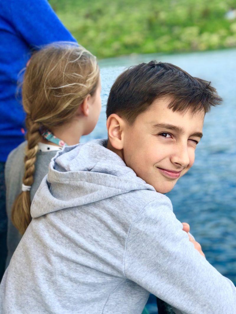 Mit Kindern auf dem Lake Taupo | berlinmittemom.com