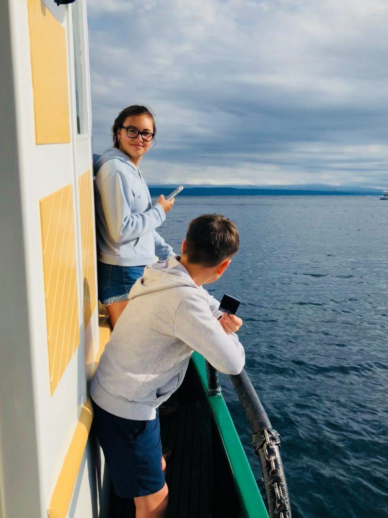 Evening Cruise Lake Taupo | berlinmittemom.com