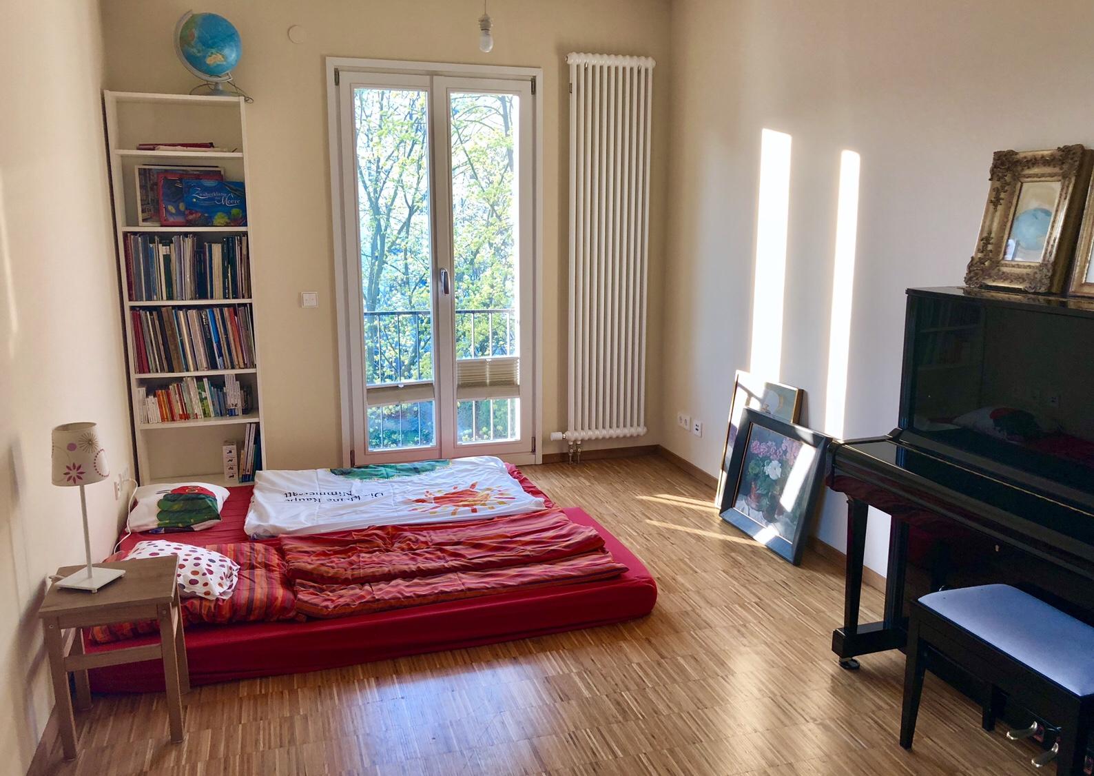 Impro Gästezimmer | berlinmittemom.com