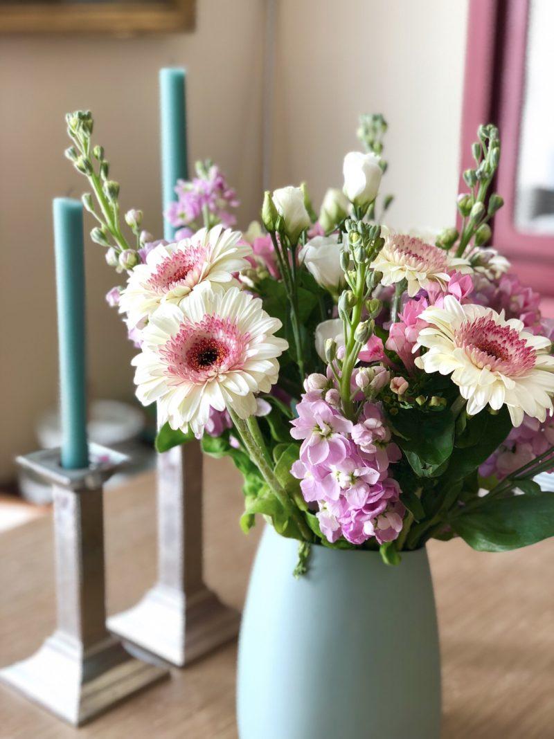 Blumengruß im Frühling | berlinmittemom.com