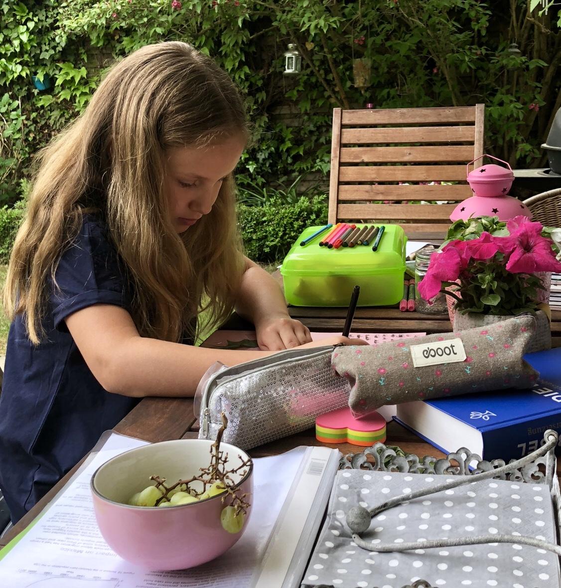 Lernzeit im Garten | berlinmittemom.com