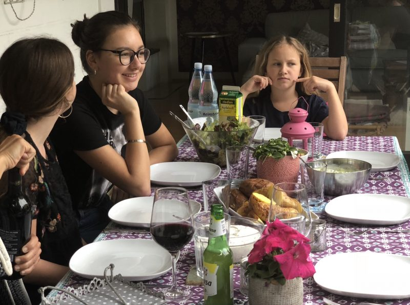 Frühlingsdinner mit Freunden | berlinmittemom.com