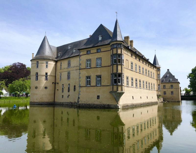 Wasserschloss Burg Adendorf | berlinmittemom.com
