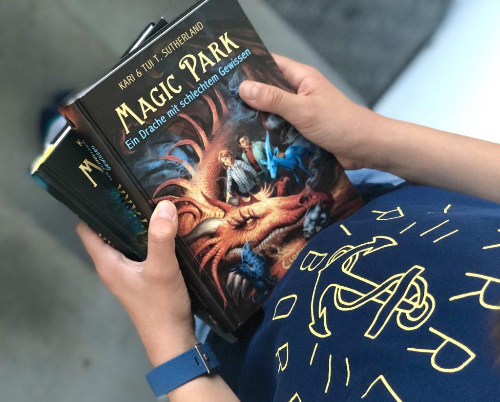 Magic Park: Ein Drache mit schlechtem Gewissen | berlinmittemomm.com