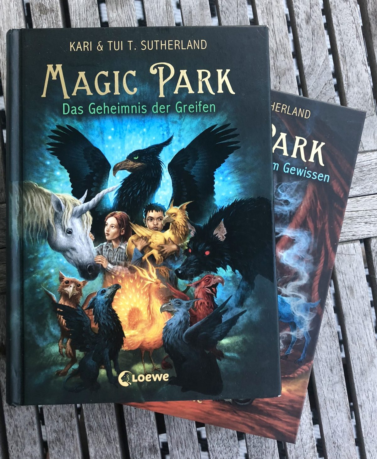Die Magic Park-Reihe | berlinmittemom.com