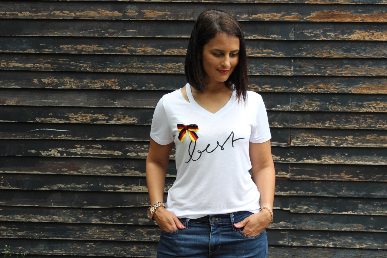 "WM Shirt ""Best"" by Mama Mia 