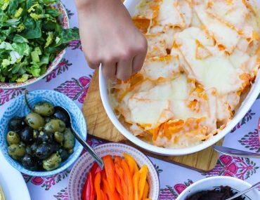 Rezept für Chicken Fajita mit Salsa | berlinmittemom.com