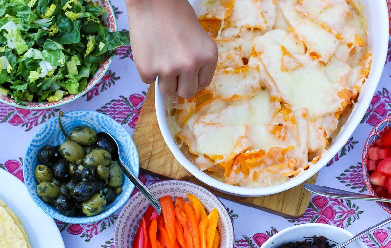 Rezept für Chicken Fajita | Unser Panamerikanisches Food Festival