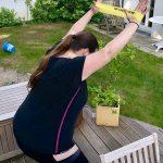 Fitness Kolumne Rückenkräftigung | berlinmittemom.com