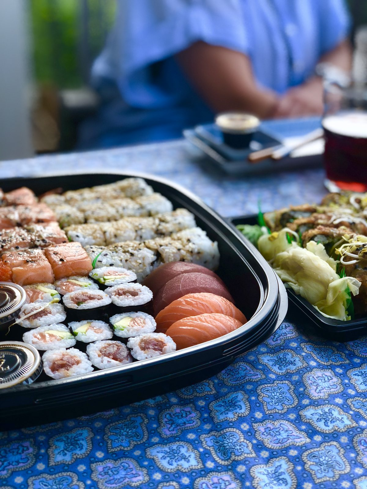 Freitagslieblinge: Sushi auf dem Balkon | berlinmittemom.com