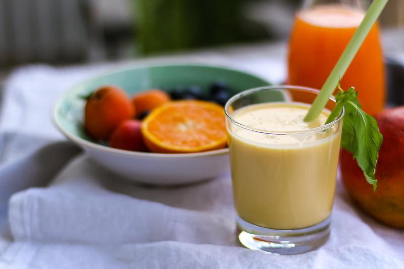 Fruchtsaft-Rezepte mit Mango und Aprikose | berlinmittemom.com