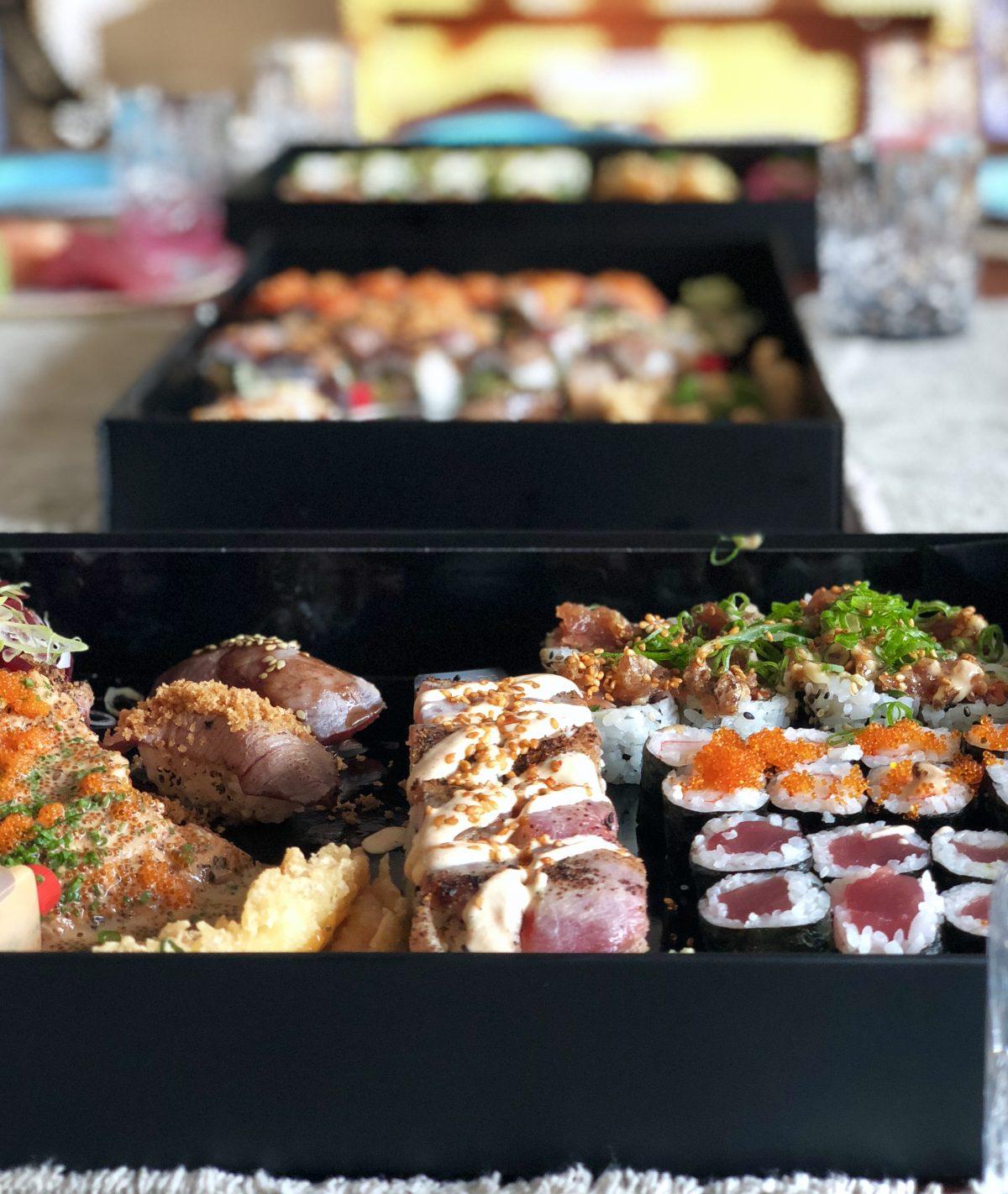 Wochenende in Bildern: Henssler Sushi | berlinmittemom.com