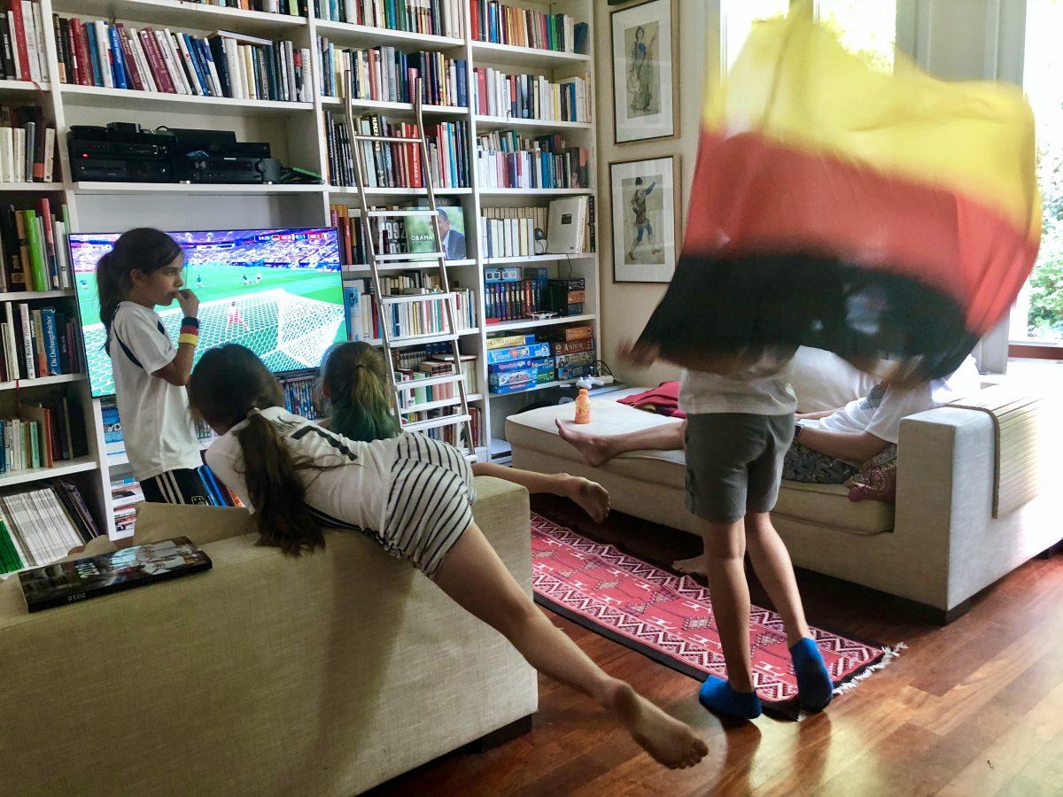 Wochenende in Bildern: WM Fieber | berlinmittemom.com