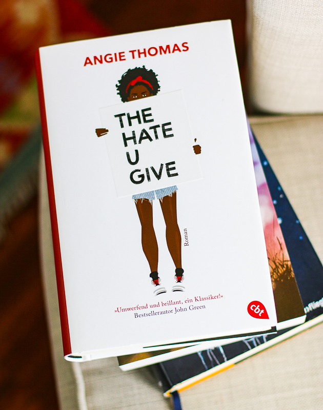 The Hate U give | berlinmittemom.com